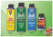 Hesi Pack Indoor Outdoor (3x250ml + 100ml)