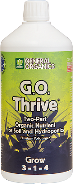 General Organics G.O. Thrive Grow 1L